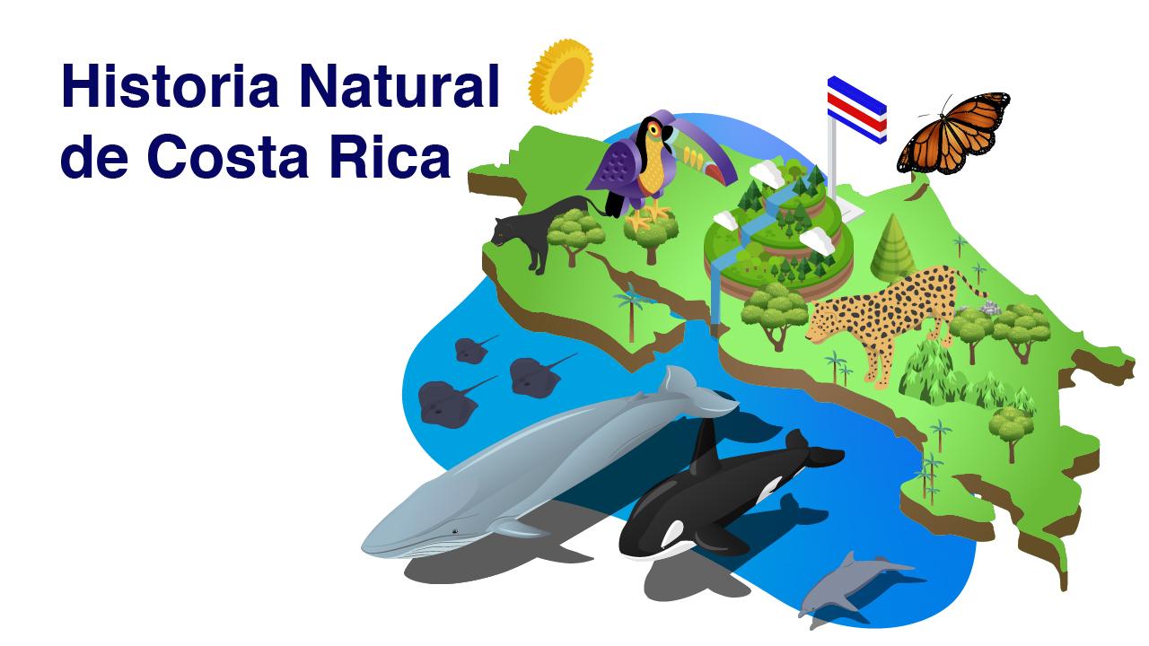 Historia natural de Costa Rica